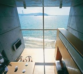 Καταπληκτική θέα προς τη θάλασσα από