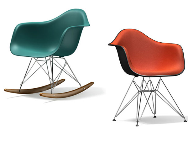 RAR-DAW chairs by Ray and Charles Eames