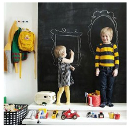 blackboard sticker, chalkboard decal