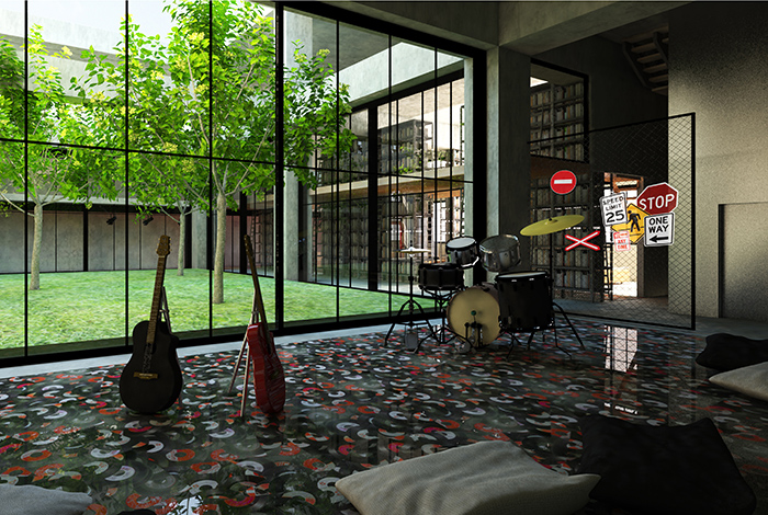 Loft_Houses_entertainment
