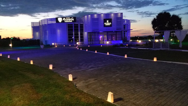exterior Ktima Meimaridi, αίθουσα εκδηλώσεων, γαμήλιες δεξιώσεις