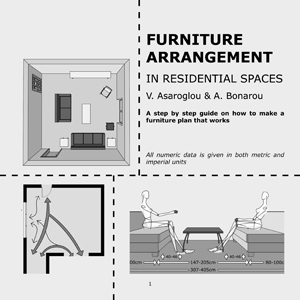 Furniture arrangement cover small