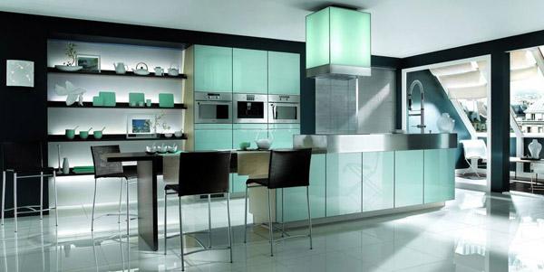 - Cucine lussuose moderne ...
