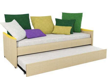 συρομενο κρεβατι νεοσετ Το φοιτητικό κρεβάτι   decobook.gr συρομενο κρεβατι νεοσετ