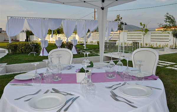 19, Ktima Meimaridi, εξωτερικός χώρος γαμήλιας δεξίωσης, υπαίθρια γαμήλια δεξίωση