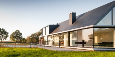 Villa Geldrop των Hofman Dujardin Architects